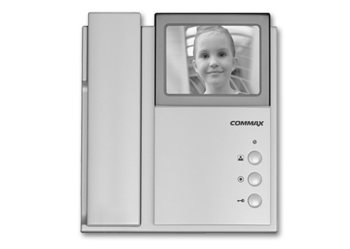 B/W video door phone